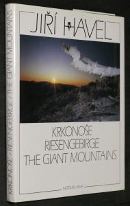 náhled knihy - Krkonoše = Riesengebirge = The Giant Mountains