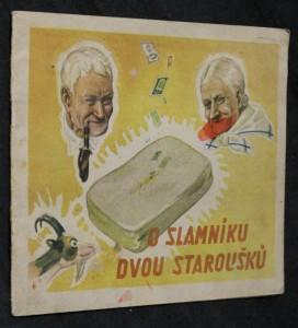 náhled knihy - O slamníku dvou staroušků