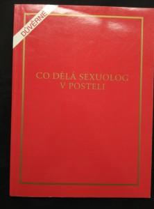 náhled knihy - Co dělá sexuolog v posteli (A4, Obr, 104 s.)