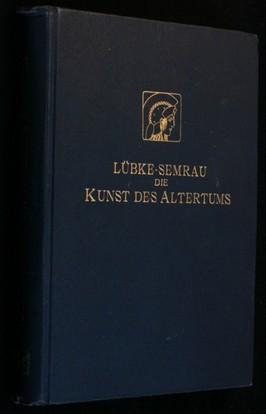 náhled knihy - Die Kunst des Altertums