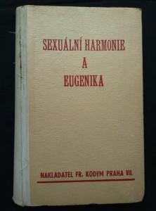 náhled knihy - Sexuální harmonie a eugenika (Oppl, 314 s.)