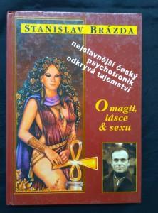 náhled knihy - O magii, lásce a sexu (lam, 204 s., 16 s příl., bar foto)
