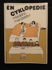 náhled knihy - Encyklopedie mladého manželství (Obr, 336 s., il. I. Lomová)