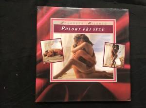 náhled knihy - Průvodce milenců - Polohy při sexu (lam, nestr., bar foto)