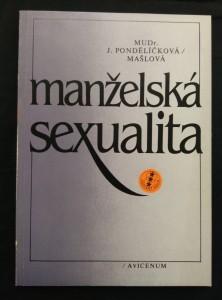 náhled knihy - Manželská sexualita (Obr, 210 s, 14 vyobr., il. M. Erazim)