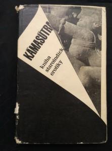 náhled knihy - Kámasútra (Ocpl, 208 s., foto Hanzelka, Zikmund)