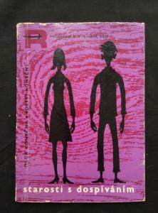 náhled knihy - Starosti s dospíváním