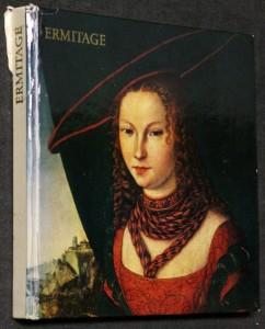 náhled knihy - Ermitage westeuropäische malerei