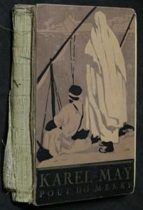náhled knihy - Pout do Mekky : cestopisný román