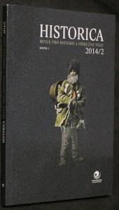 náhled knihy - Historica, revue pro historii a příbuzné vědy, ročník 5. 2014/2