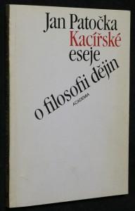 náhled knihy - Kacířské eseje o filosofii dějin