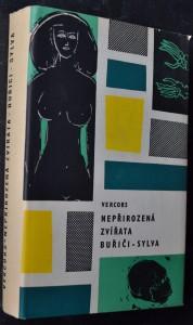 náhled knihy - Nepřirozená zvířata ; Buřiči ; Sylva