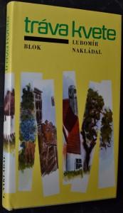 náhled knihy - Tráva kvete : [soubor povídek a črt]