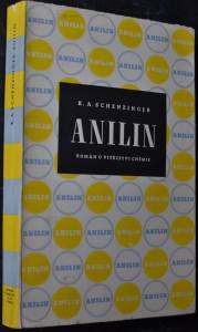 náhled knihy - Anilin : román o vítězství chemie