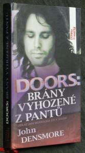 náhled knihy - Doors: brány vyhozené z pantů : odkaz Jima Morrisona jde k soudu