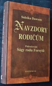 náhled knihy - Navzdory rodičům : pokračování Ságy rodu Forsytů