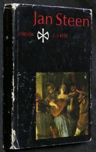 náhled knihy - Jan Steen : malíř šprýmů a radostného života
