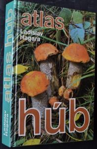 náhled knihy - Atlas húb
