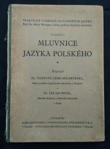 náhled knihy - Mluvnice jazyka polského (Oppl., 120 s.)
