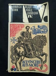 náhled knihy - Mládí krále Jindřicha IV. (lam., 608 s.)