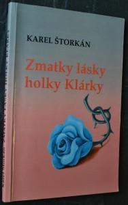 náhled knihy - Zmatky lásky holky Klárky