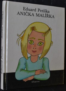 náhled knihy - Anička malířka