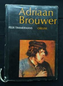 náhled knihy - Adriaan Brouwer (Ocpl, 112 s., 32 s obr příl.)