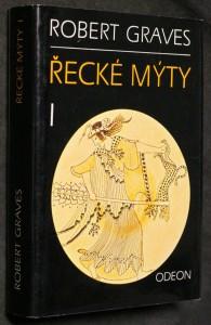 náhled knihy - Řecké mýty 2. díl