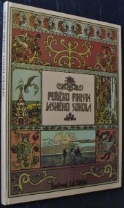 náhled knihy - Peříčko Finista Jasného sokola : ruské lidové pohádky