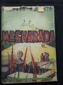 náhled knihy - Maškaráda (Ocpl., 156 s., ob. V Fuka)