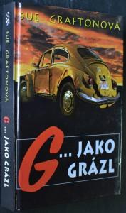 náhled knihy - G... jako grázl