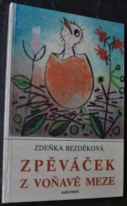 náhled knihy - Zpěváček z Voňavé meze