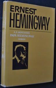 náhled knihy - Papá Hemingway : osobní vzpomínky