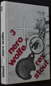 náhled knihy - Třikrát Nero Wolfe