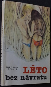náhled knihy - Léto bez návratu : román pro dívky i mladé ženy