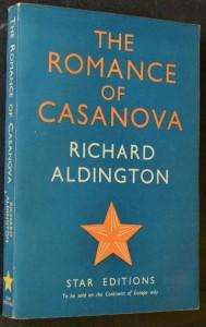 náhled knihy - The Romance of Casanova