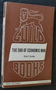 náhled knihy - The end of economic man : a study of the new totalitarianism