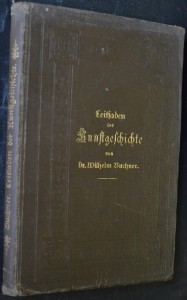 náhled knihy - Leitfaden der Kunstgeschichte