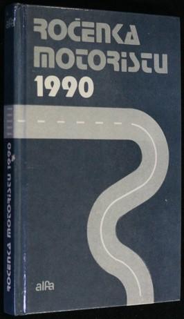 náhled knihy - Ročenka motoristu 1990