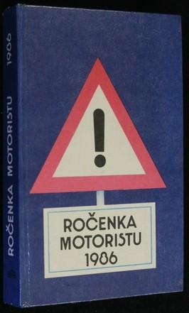 náhled knihy - Ročenka motoristu 1986