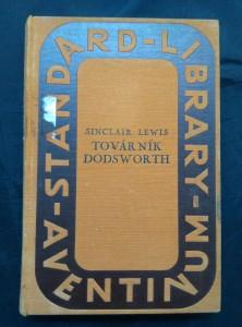 náhled knihy - Továrník Dodsworth (Ocpl, 441 s., vaz.. J. Čapek