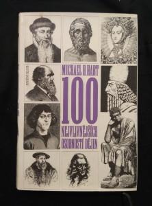 náhled knihy - 100 nejvlivnějších osobností dějin (pv, 376 s.)