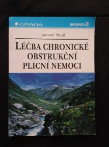 náhled knihy - Léčba chronické obstrukční plicní nemoci (A4, Obr, 192 s.)
