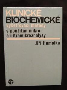 náhled knihy - Klinické biochemické vyšetřovací merody s použitím mikro- a ultramikroanalysy (lam, 440 s.)