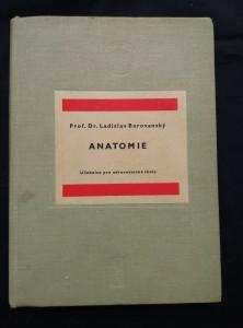 náhled knihy - Anatomie (Ocpl, 192 s., XII bar obr příl.)