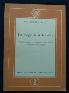 náhled knihy - Fysiologie dětského věku - pro zdr. školy obor dětských sester (Obr, 200 s.)