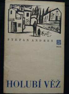 náhled knihy - Holubí věž