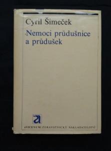 náhled knihy - Nemoci průdušnice a průdušek (Ocpl, 320 s., 109 vyobr v textu, 12 v příl.)