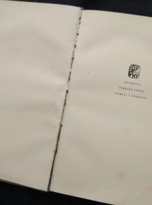 antikvární kniha Křišťálové vidiny, 1947