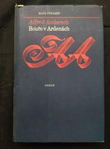 náhled knihy - Bouře v Ardenách (Ocpl, 454 s.)